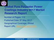 Global Pure Polyester Power Coatings Market Research Report 2017