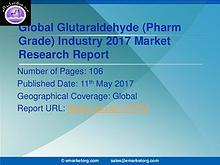 Global Glutaraldehyde Market (Pharm Grade) Research Report 2017