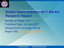 Global Gears Market Research Report 2017
