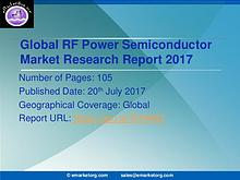 Global RF Power Semiconductor Market Research Report 2017