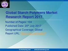 Global Starch Polymers Market Research Report 2017