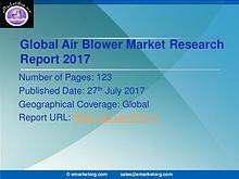 Global Air Blower Market Research Report 2017