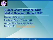 Global Gastrointestinal Drug Market Research Report 2017-2022