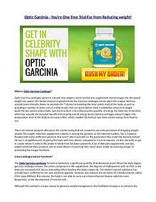 Optic Garcinia Cambogia