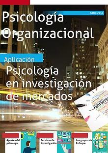Psicología Organizacional aplicada a la mercadotecnia