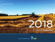 Lac Ste. Anne County Calendar