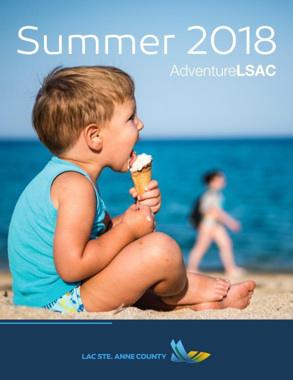 Lac Ste. Anne County Summer Fun Book Summer Fun 2018 Book