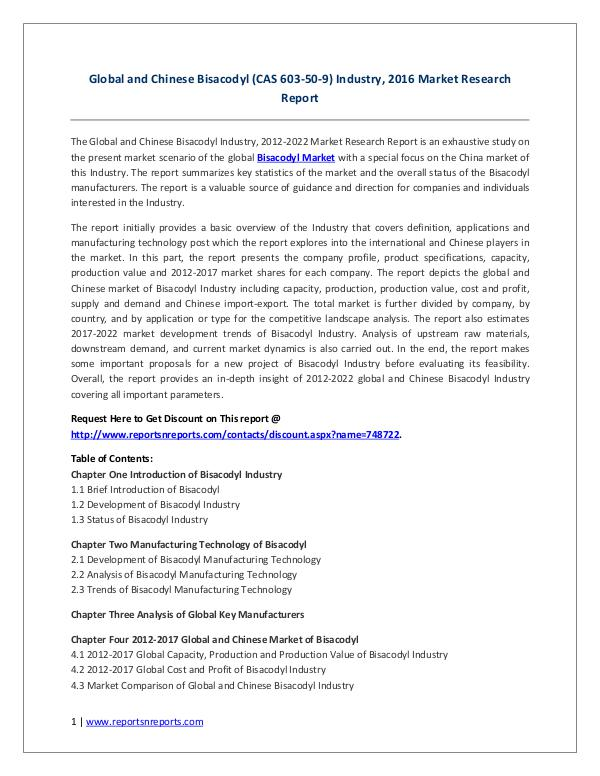 Bisacodyl Market Application, Regional Outlook Global and Chinese Boron Nitride Market