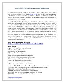 Global Chestnuts Industry 2017 Market