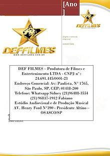 DEFMUSICRECORDS - PRODUTORA MUSICAL