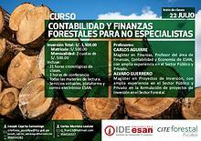 """Curso: """"Contabilidad y Finanzas Forestales para no especialistas"""""""