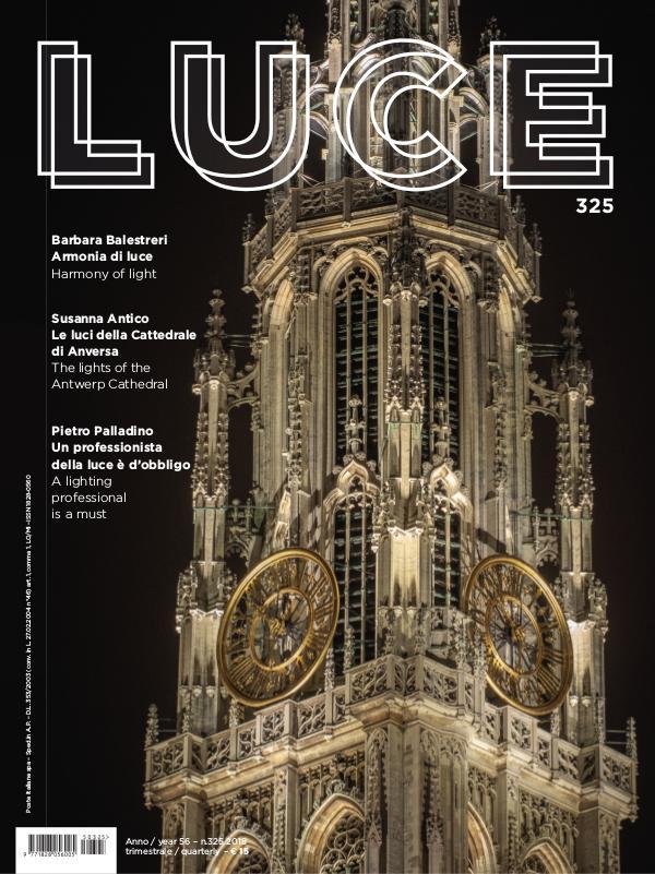 LUCE 325 _Antico_Cattedrale di Anversa