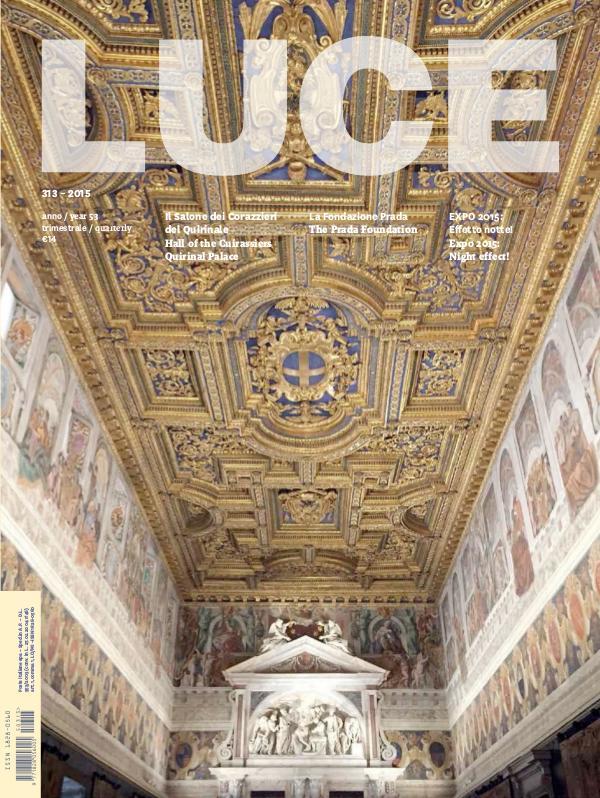 LUCE estratti LUCE 313_Ceresoli_Alma Mater