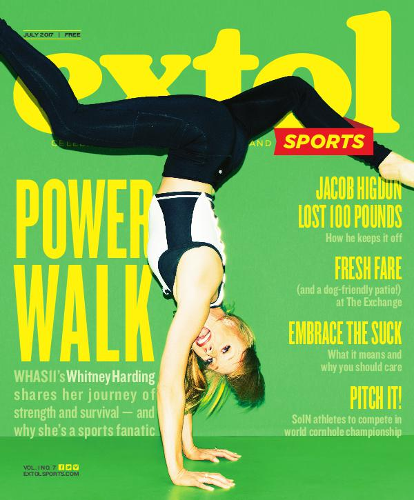 Extol Sports July 2017