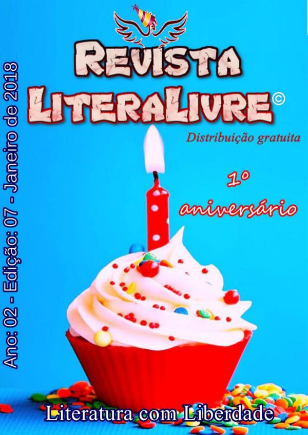 Revista LiteraLivre 7ª edição
