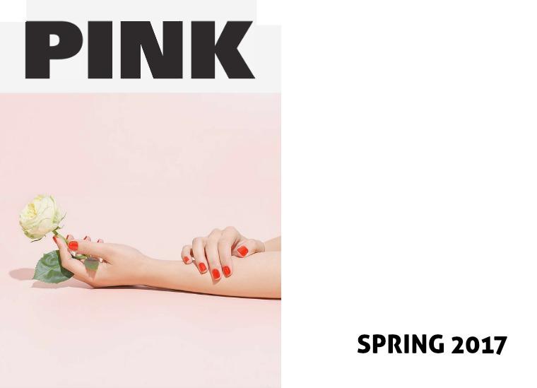 PINK SPRING 2017 PINK