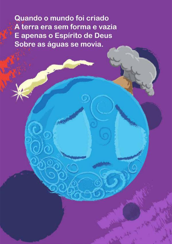 A Criação | Washington Souza. Ilustrações de William Soares Revista completa-pra por em PDF