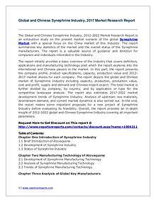 Global Synephrine Industry Analyzed in New Market Report