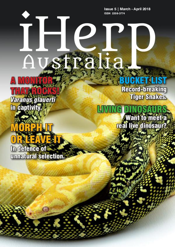 iHerp Australia Issue 5