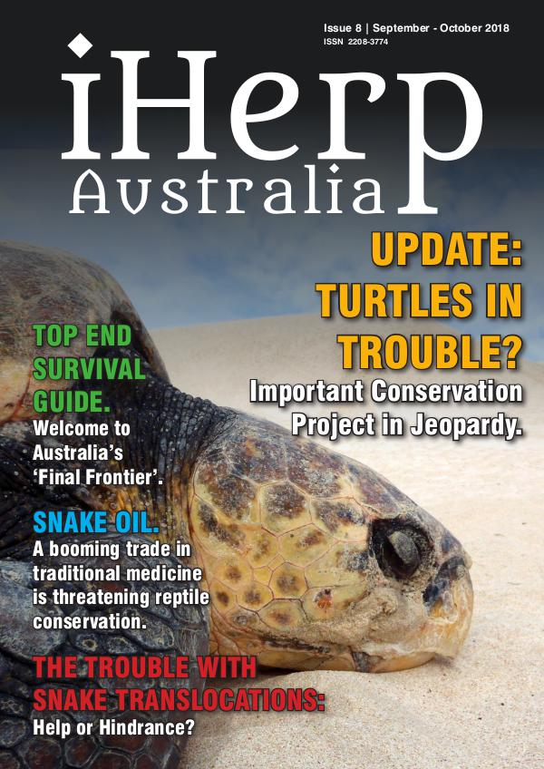 iHerp Australia Issue 8