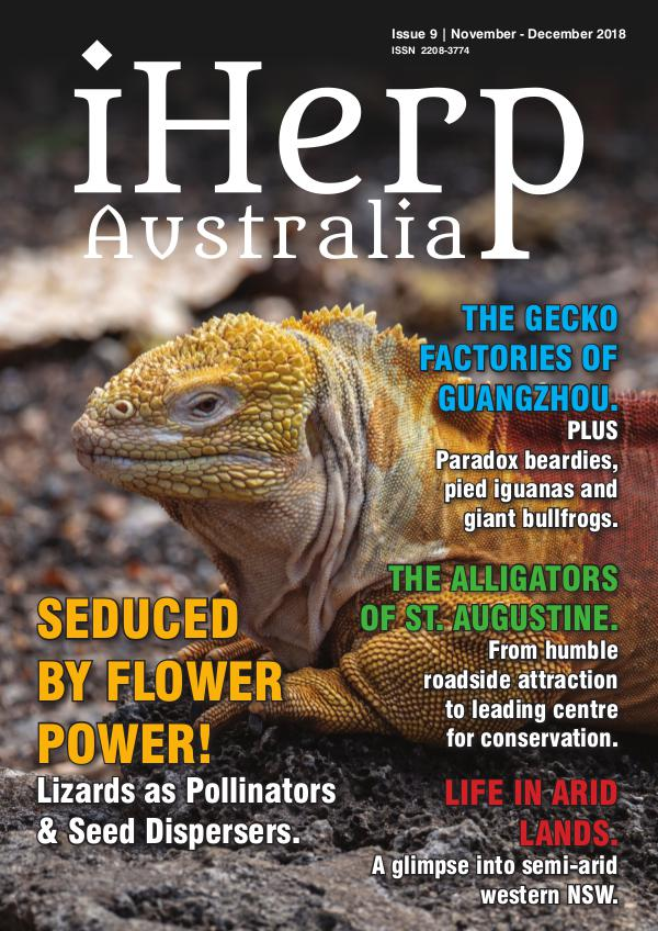 iHerp Australia Issue 9