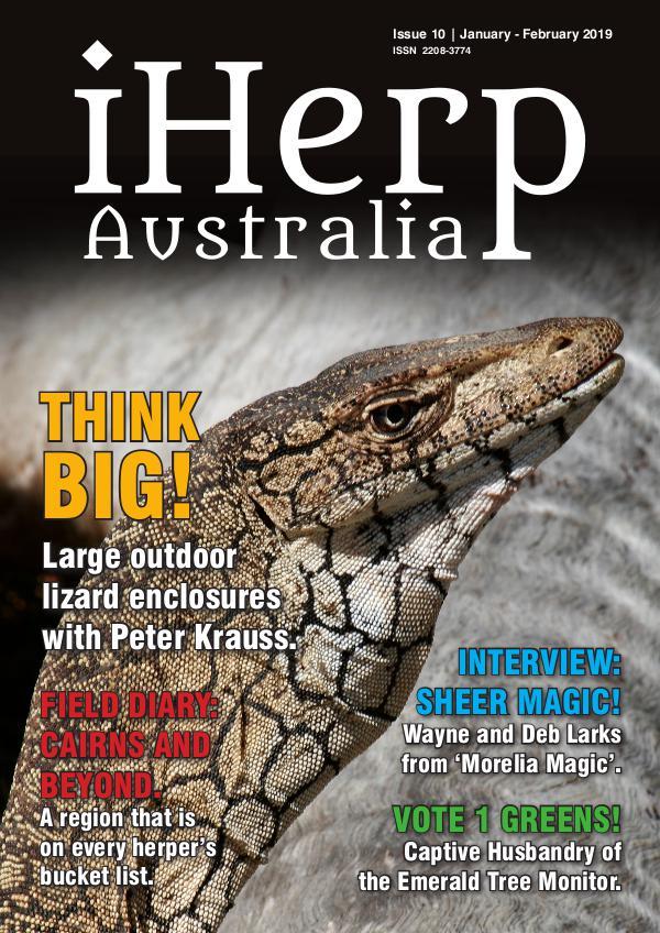iHerp Australia Issue 10