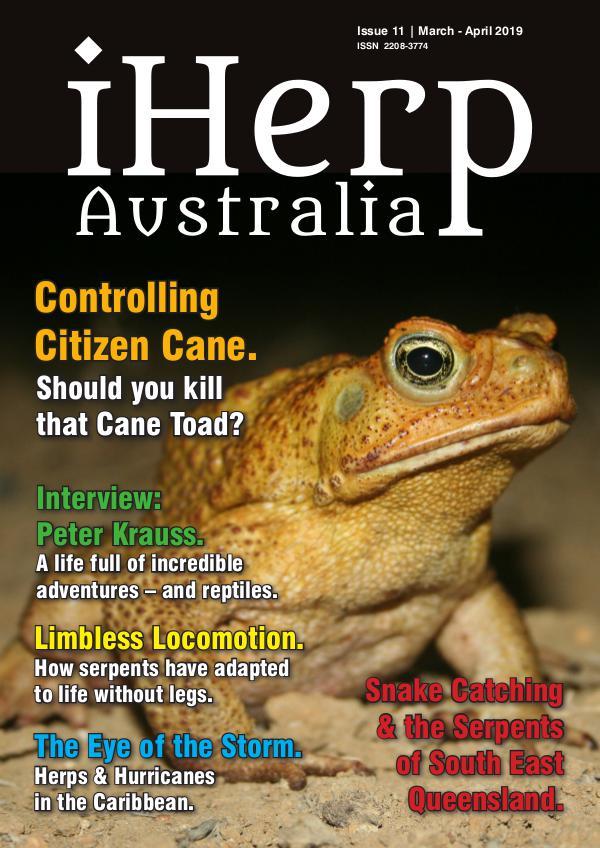 iHerp Australia Issue 11