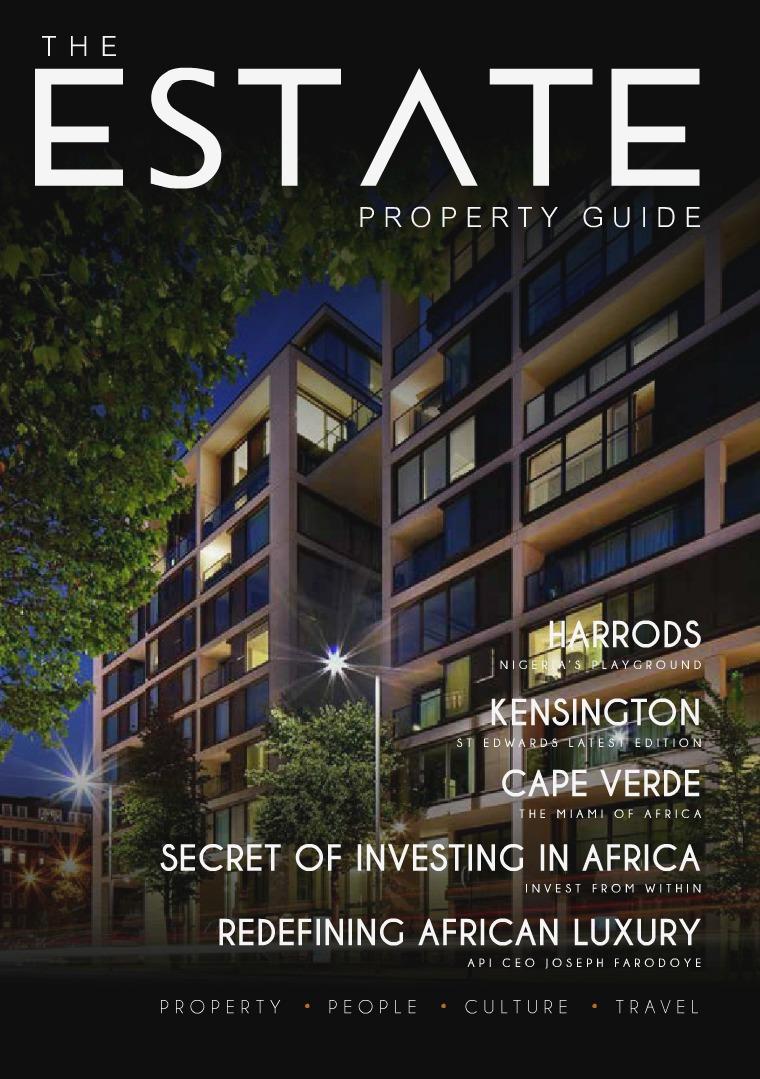 Estate Property Guide Volume 1