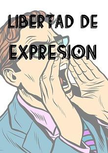 Liberta de expresion