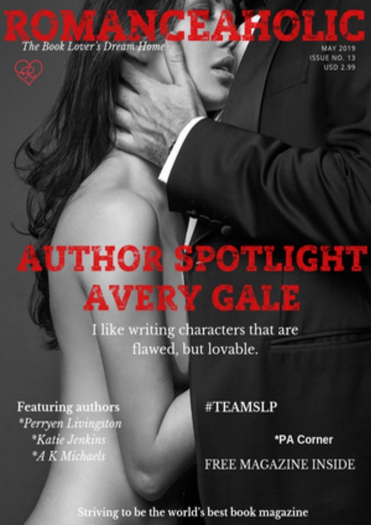 Romanceaholic Magazine 13th Issue