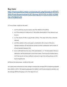 STAT 200 Final Examination, Spring 2017 OL4 US2 (SOLUTIONS)