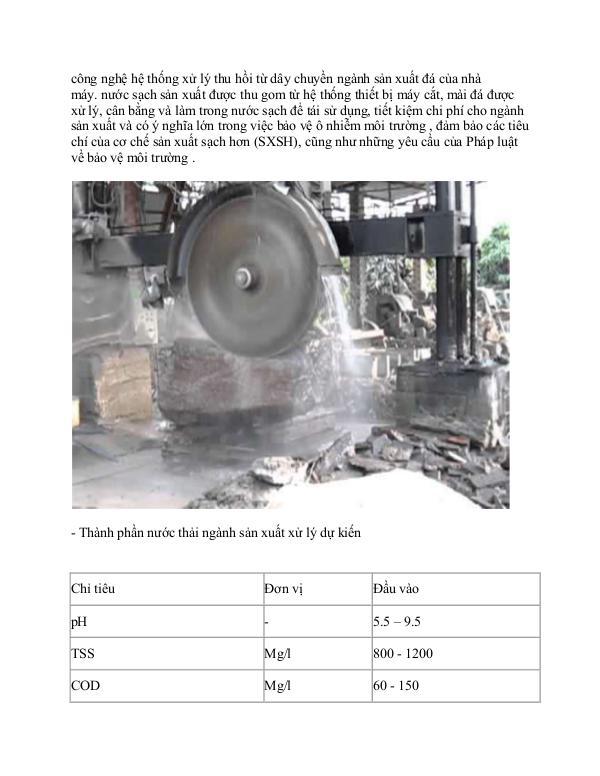 Công ty xử lý nước Quy trình xử lý nước thải may mặc
