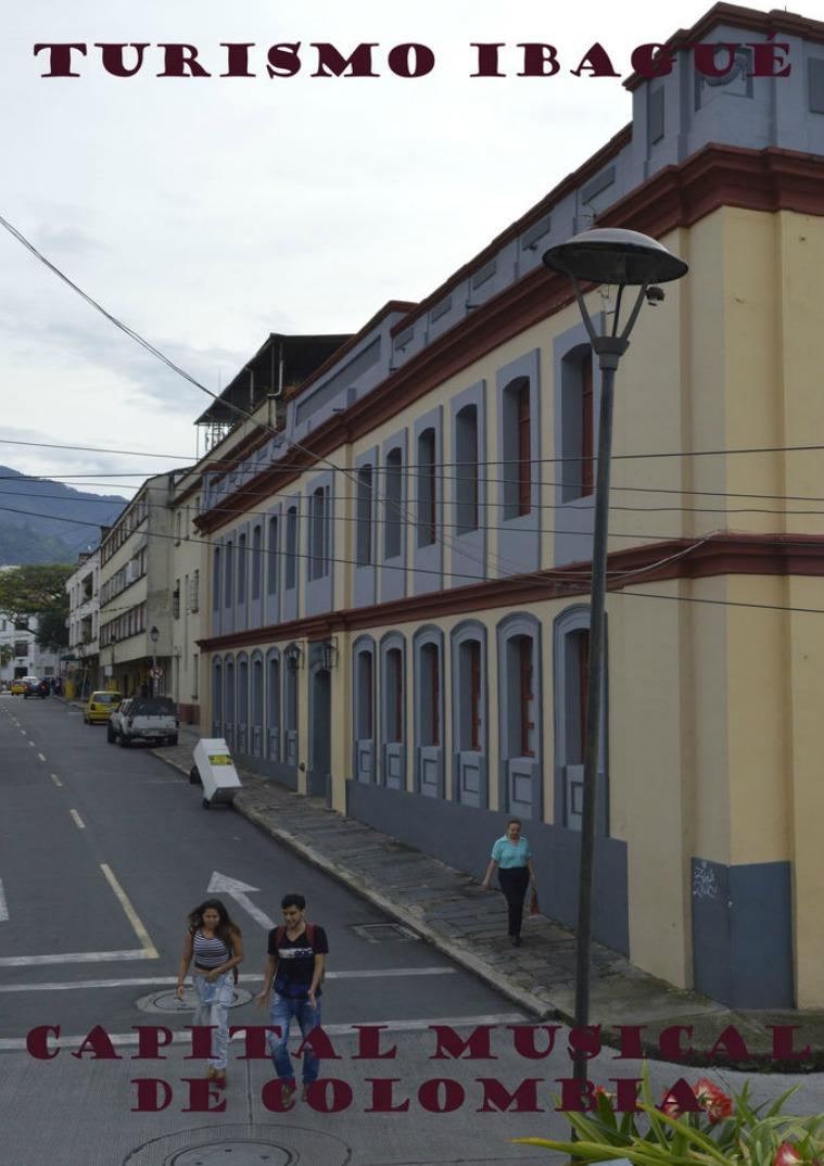 Sitios turísticos Ibagué Turismo