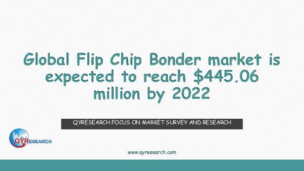 Global Flip Chip Bonder market research