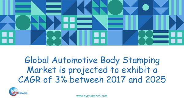 QYR Market Research Global Automotive Body Stamping Market Research