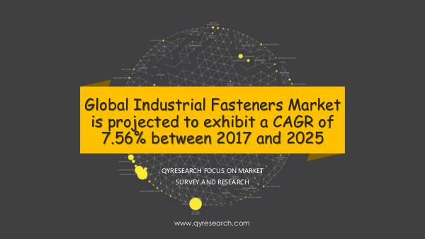 QYR Market Research Global Industrial Fasteners Market Research Report