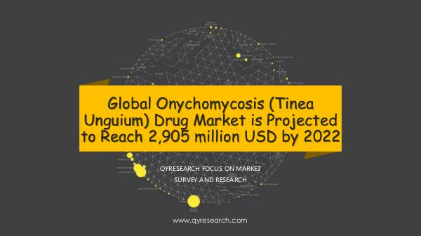 Onychomycosis (Tinea Unguium) Drug Market Research