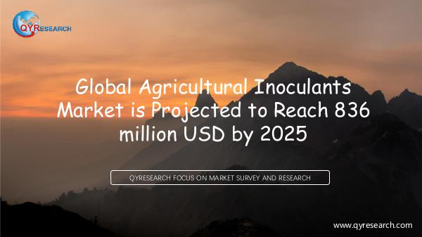 Agricultural Inoculants Market Research Report