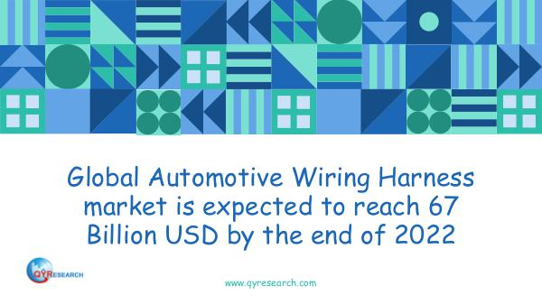 QYR Market Research Global Automotive Wiring Harness market report