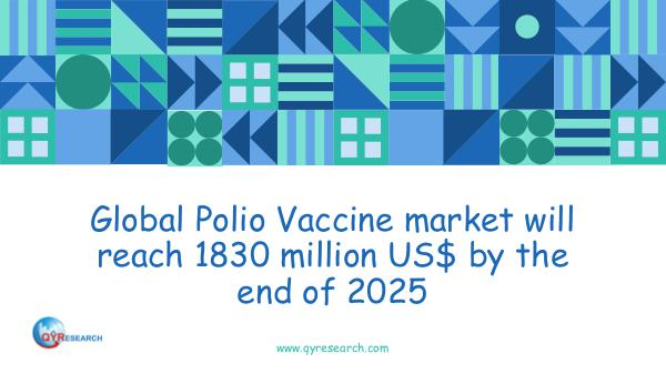 Global Polio Vaccine market research