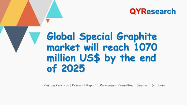 QYR Market Research Global Special Graphite market research