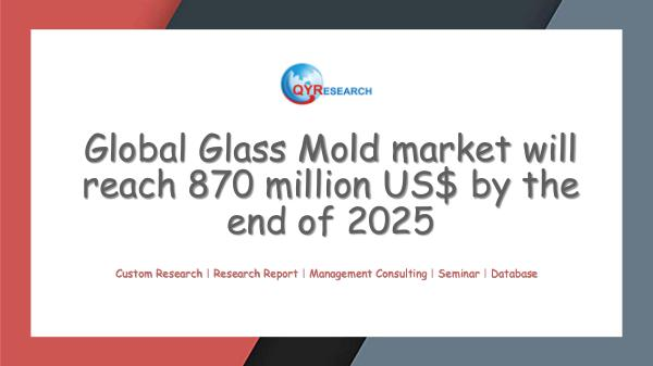 Global Glass Mold market research