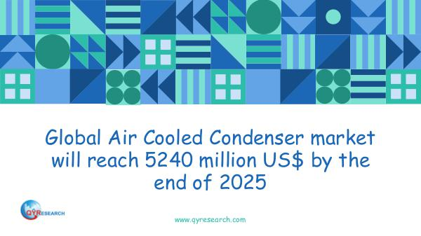 Global Air Cooled Condenser market research