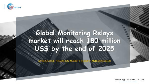 Global Monitoring Relays market research