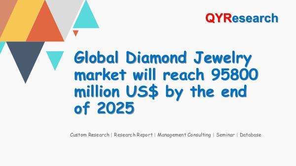 Global Diamond Jewelry market research