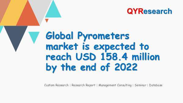 QYR Market Research Global Pyrometers market research