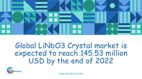 Global LiNbO3 Crystal market research