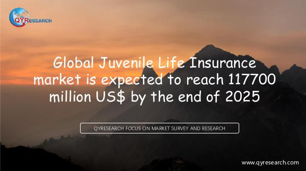 Global Juvenile Life Insurance market research