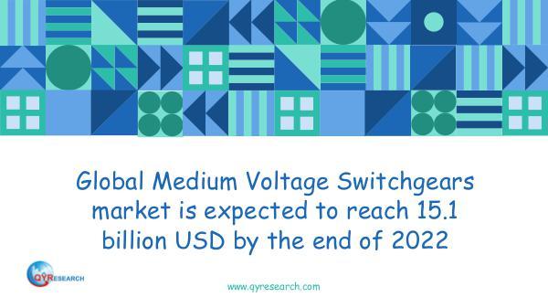 Global Medium Voltage Switchgears market research
