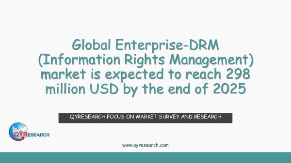 Global Enterprise-DRM (Information Rights Manageme